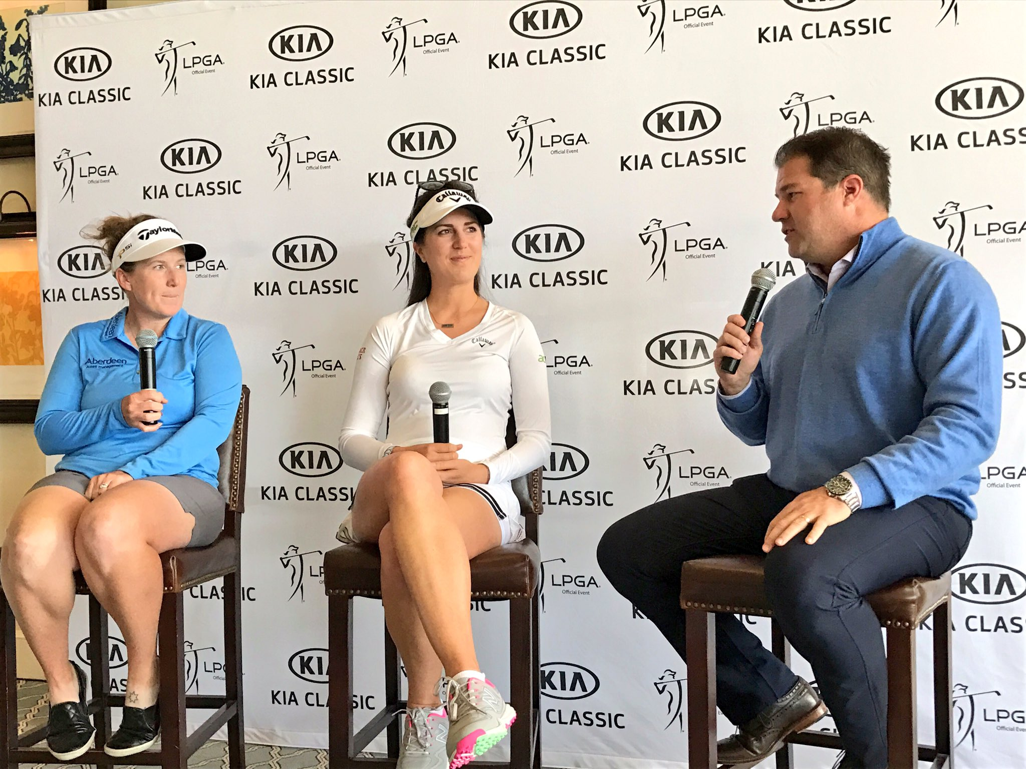f5dec5bd The SCGA recently caught up with Kia Classic past champ Sandra Gal and San  Diego native Beth Allen at Media Day. Two of the LPGA's most intriguing  players ...