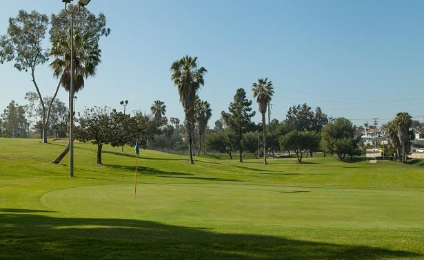 Newport beach golf course 2 hi-res
