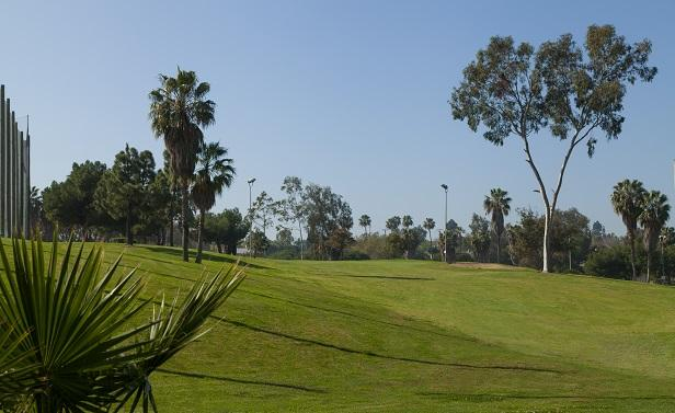 Newport beach golf course 3