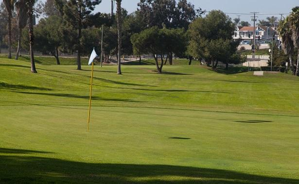 Newport beach golf course