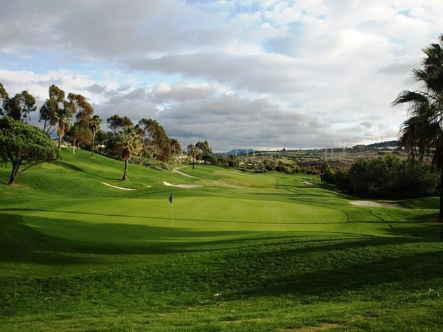 Talega fairway and green