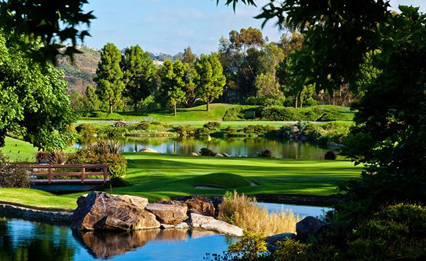Aviara golf club hole 3 green  low res