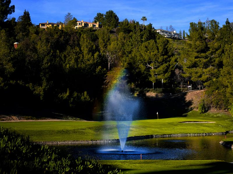 troubled water  hole 1 par 3 handicap 11