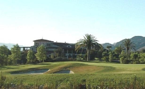 Angeles national golf club