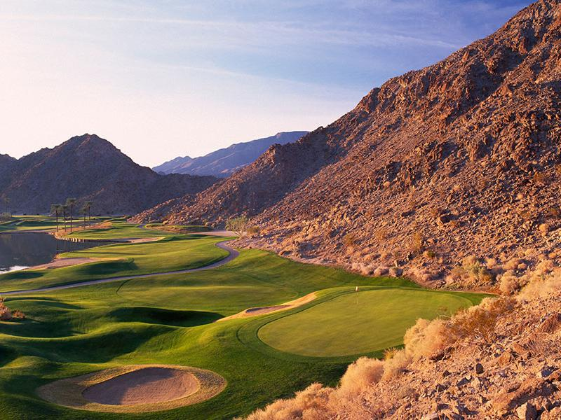 La quinta resort club mountain course hole6