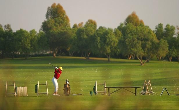 Oak creek practice facility