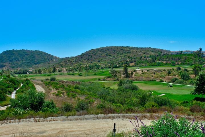 San clemente - mountain view