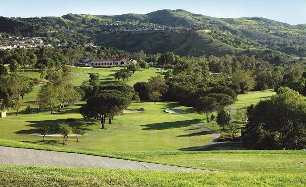 Haciendo Golf Club California Map.Scga Org Anaheim Hills Golf Club Scga