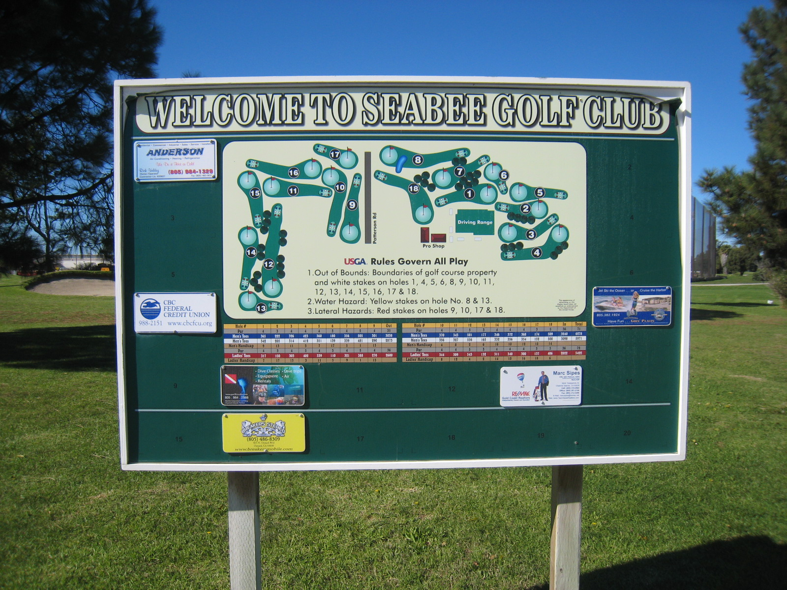 Seabee Golf Course of Port Hueneme Image Thumbnail