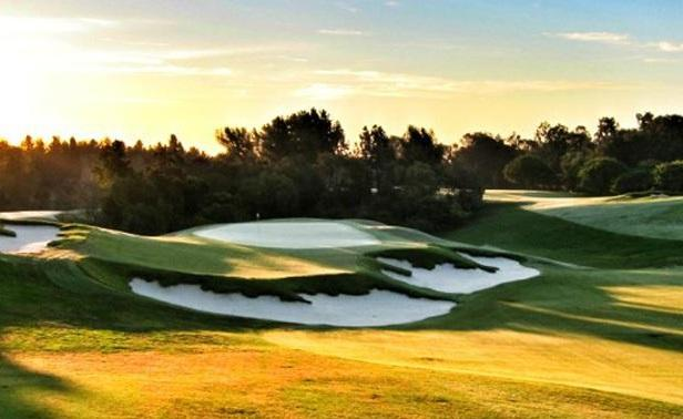 The los angeles country club