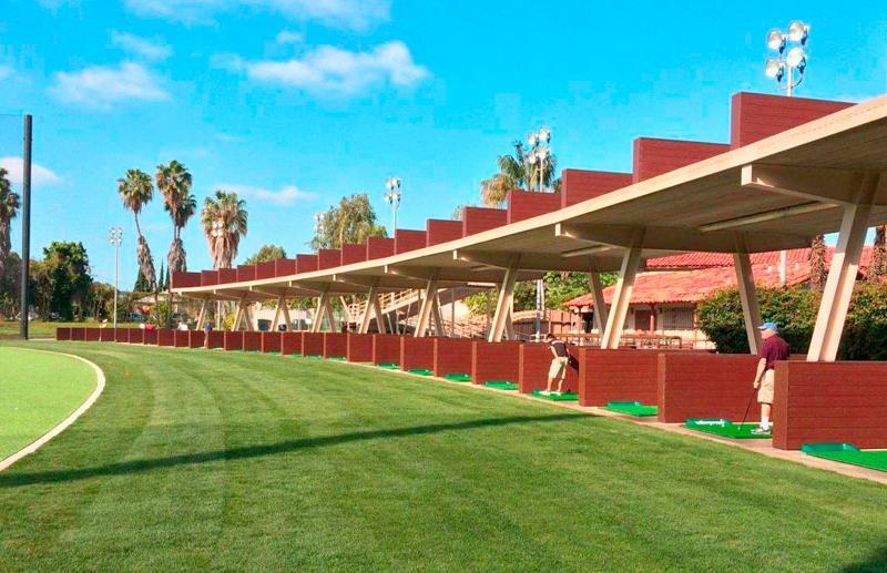 Rancho driving range