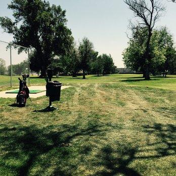 Arcadia golf course - fairway