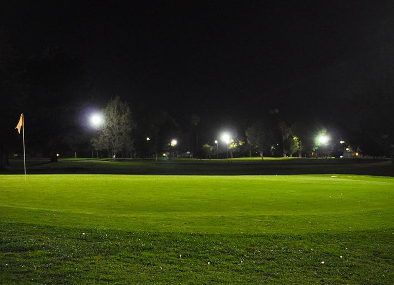 Van nuys night golf 2
